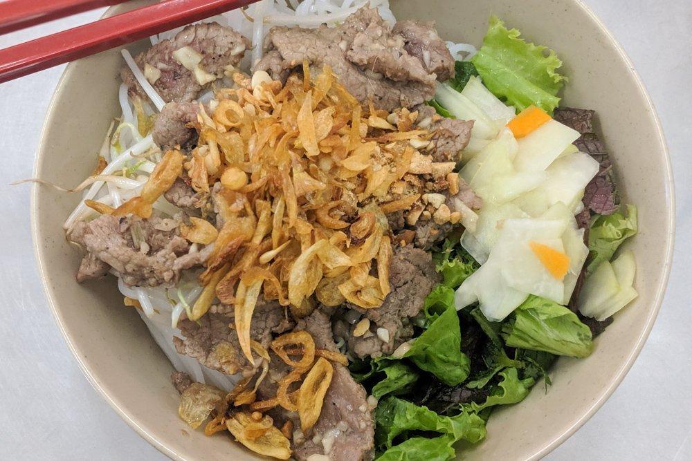 Bun Bo Nam Bo - Ba Ba, Ho Chi Minh, Vietnam: Restaurant Review