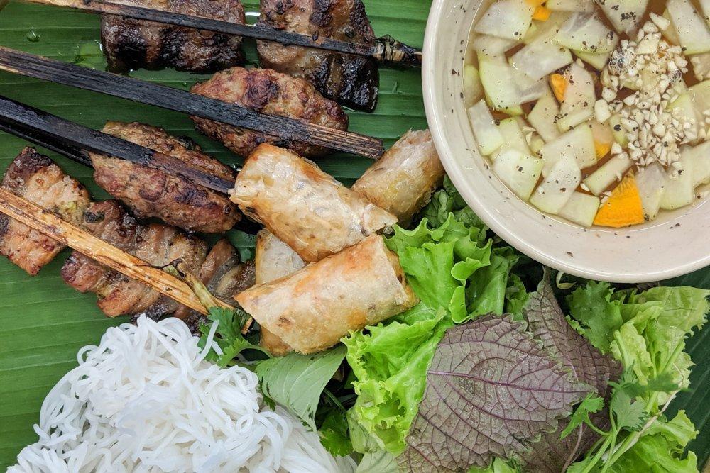 Bun Cha Que Tre - Ba Ba, Ho Chi Minh, Vietnam: Restaurant Review