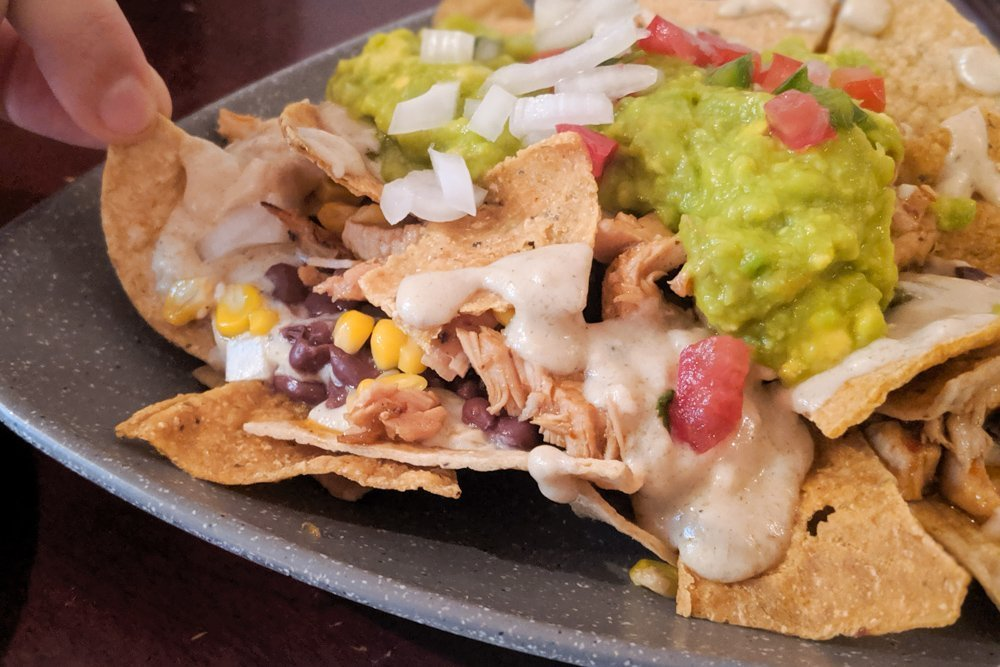 Chilango Tacos Restaurant Review, Ho Chi Minh City, Vietnam: Chicken Nachos