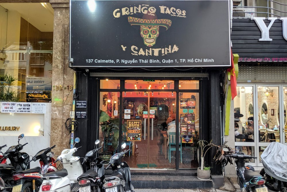 Gringo Tacos, Ho Chi Minh City, Vietnam