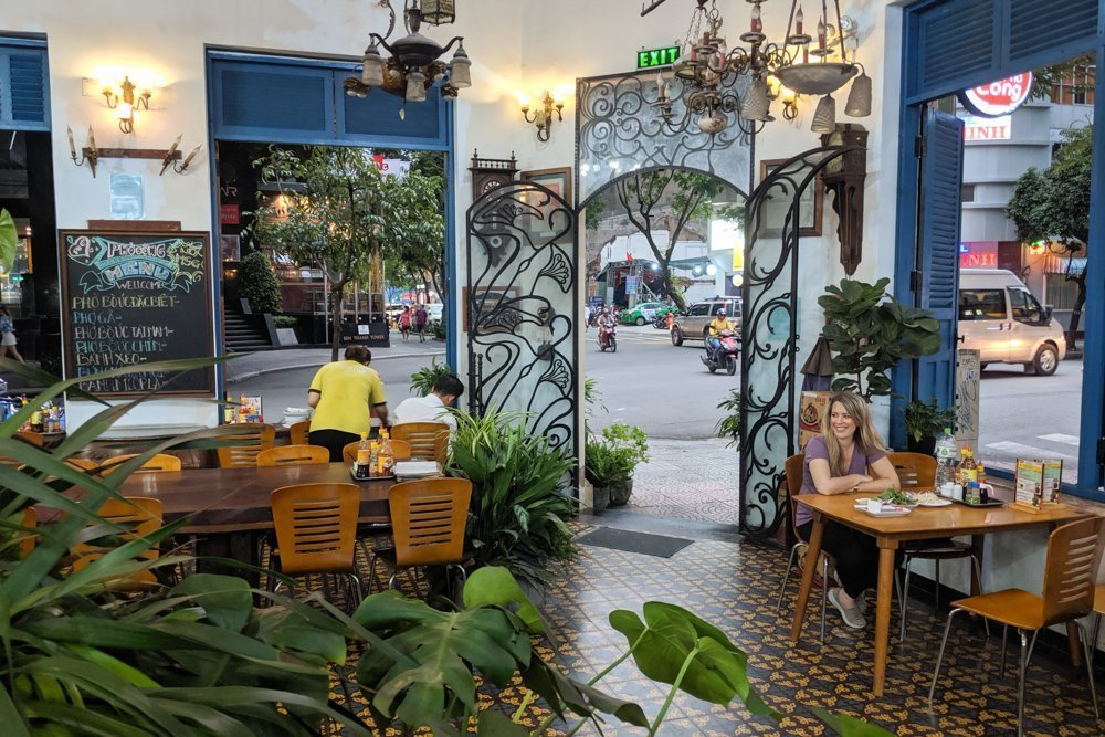 Pho Cong, Ho Chi Minh City, Vietnam: Interior