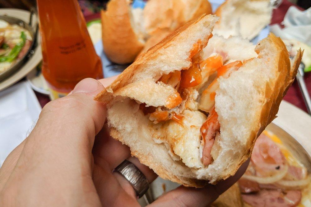 Banh Mi Hoa Ma, Ho Chi Minh, Vietnam: Restaurant Review