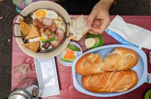 Banh Mi Hoa Ma Restaurant Review, Ho Chi Minh, Vietnam