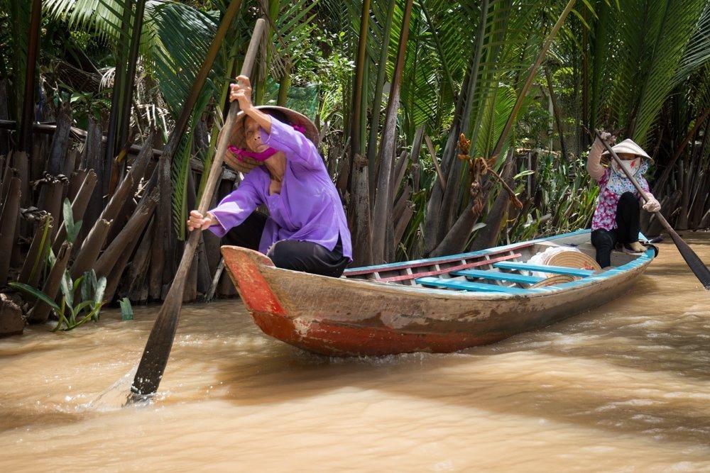 Mekong Delta Tour, Vietnam