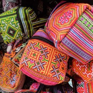 Nunal Boutique, Hanoi Vietnam: Handmade Goods from Sapa