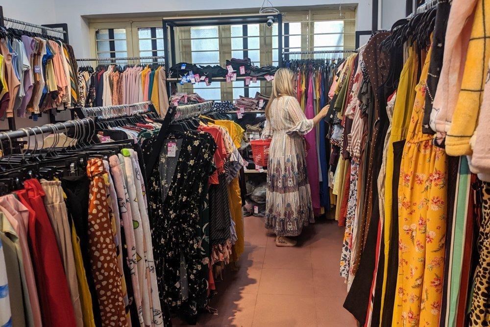 Virion Clothing Store, Ho Chi Minh, Vietnam