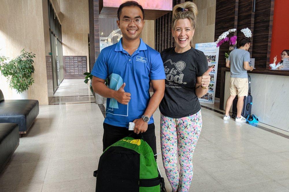 Saigon Storage for Expats & Travelers: MyStorage