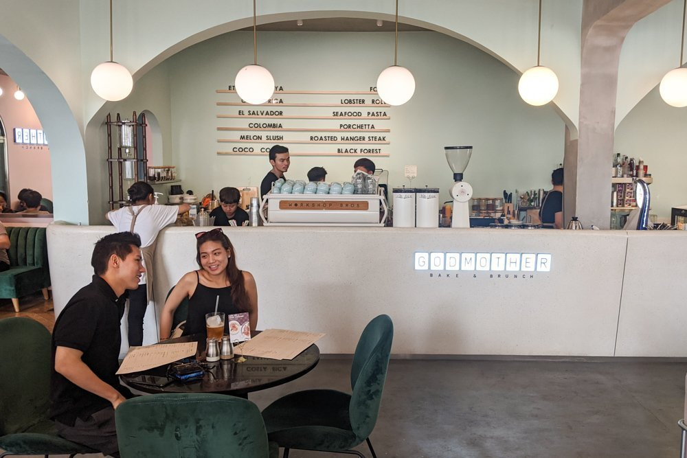 Godmother Bake & Brunch, Ho Chi Minh City, Vietnam