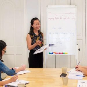 Vietnamese Classes in Ho Chi Minh City: Vietnamese Lessons with Kim Kim