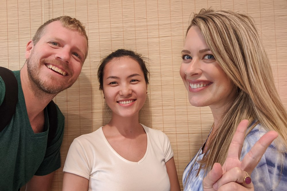 Learning Vietnamese in Saigon: Vietnamese Classes with Kim Kim