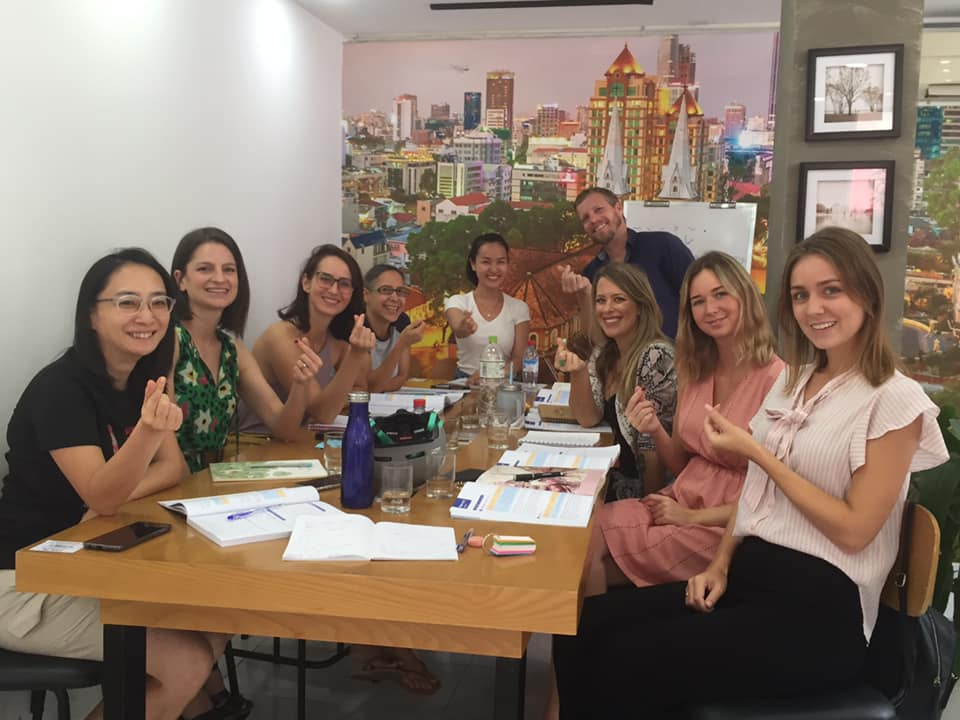 Vietnamese Classes in Saigon: Kim Kim Vietnamese Lessons