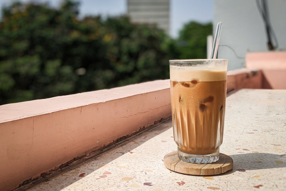 Cafe Marcel: Saigon Coffee Shop - Vietnamese Iced Coffee