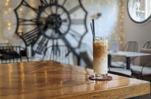 The Loft Cafe, Saigon Vietnam: Vietnamese Iced Coffee (Ca Phe Sua Da)