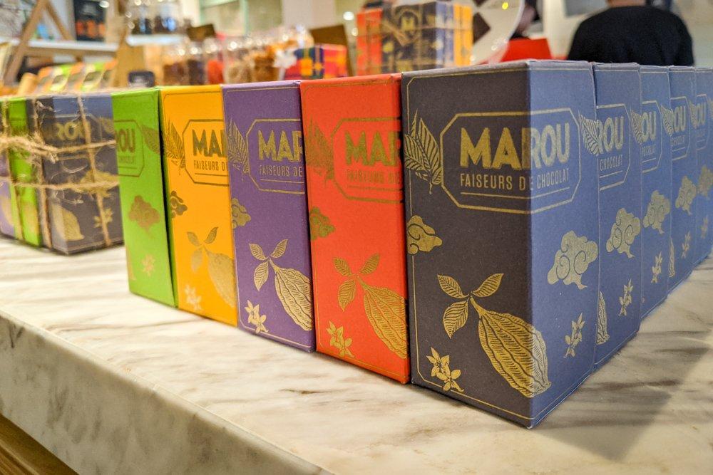 Vietnamese Chocolate: Mason Marou